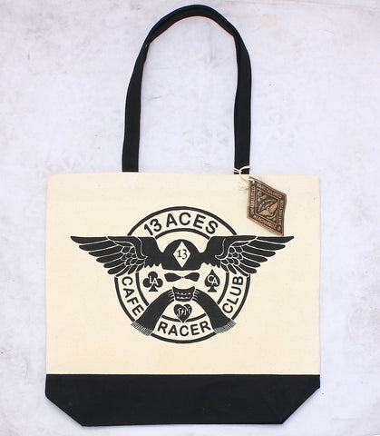 13 Aces Tote Bag