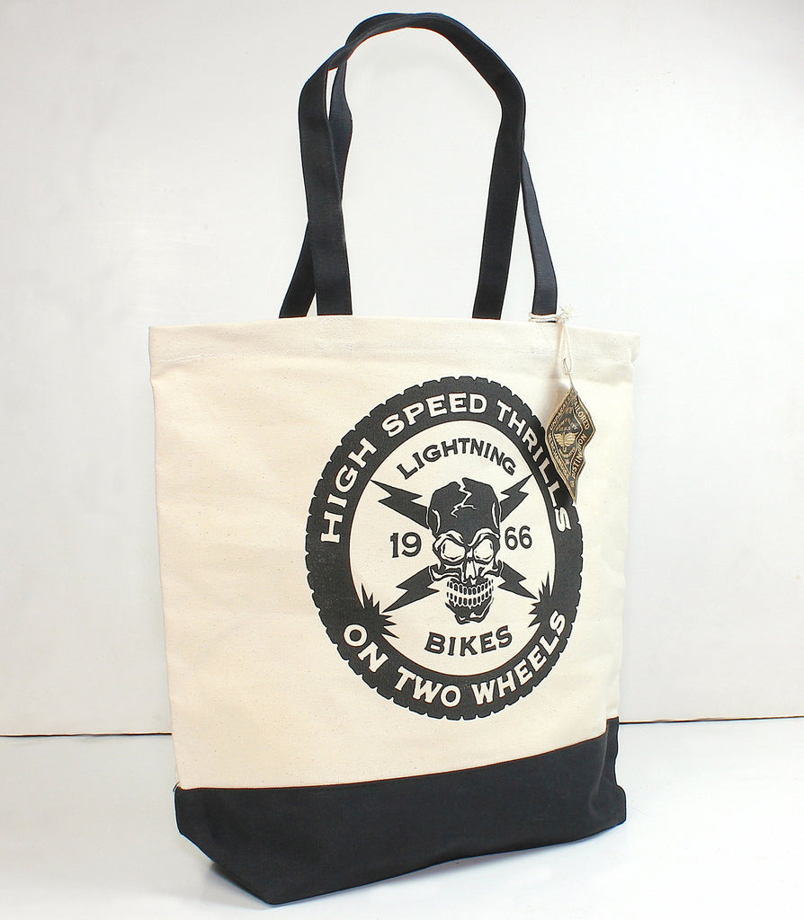 High Speed Tote Bag