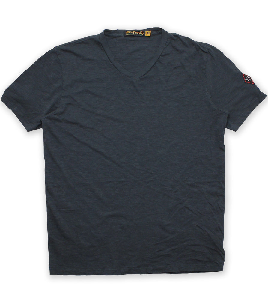 Blank Gunship Grey V-Neck