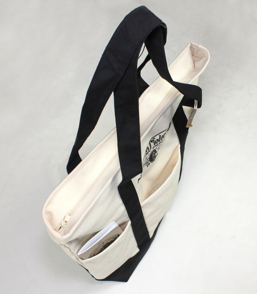 Winged Wheel Bag