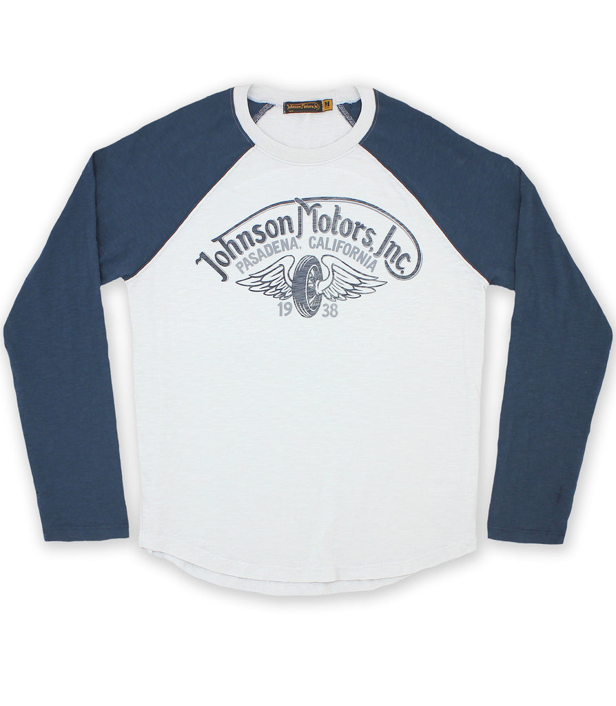 Winged Wheel Raglan