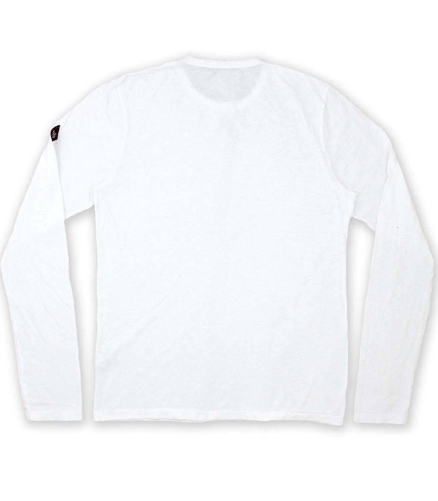 Optic White Longsleeve