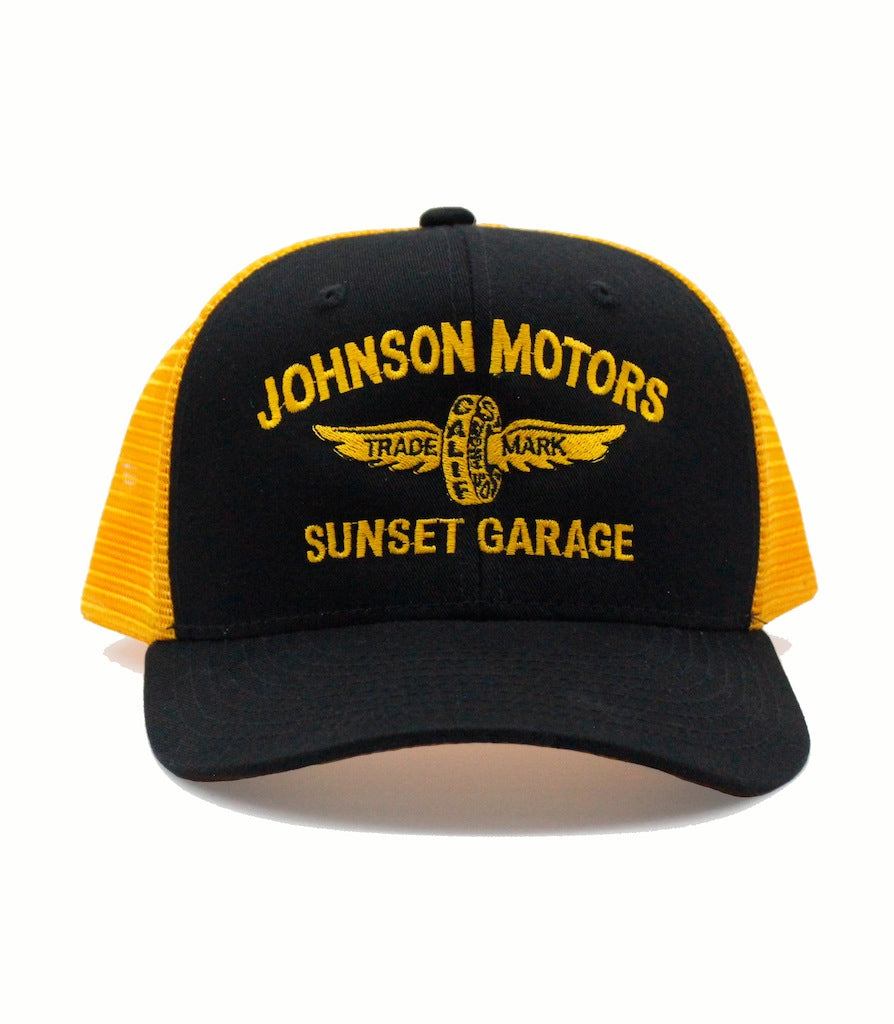 Sunset Garage Cap