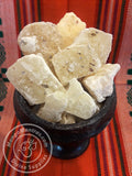 Highest Grade White Copal: Copal de la Penca 100% Pure Organic from Mexico