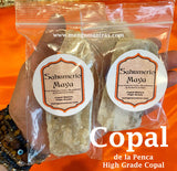 Copal de la Penca: High Grade 100% Pure Organic from Mexico (Large Pieces)