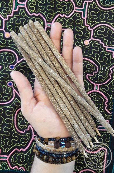 100% Pure Sacred Peruvian Copal Sticks for Protection, Cleansing, and Purifying!