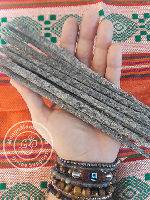 100% Pure Sacred Mexican Copal incense for Protection, Cleansing, and Purifying. 10 pcs
