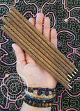 100% Pure Sacred Peruvian Myrrh Resin Incense Sticks