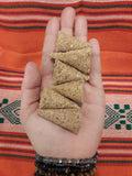 100% Pure Sacred Palo Santo Incense Cones for Cleansing and Purifying