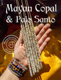 🌟100% Pure Sacred Mayan Copal & Palo Santo Resin Incense Sticks for Blessing, Purifying and Protection!🌟