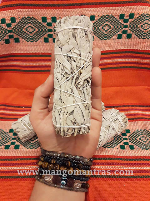 White Sage Smudging Wand Purify