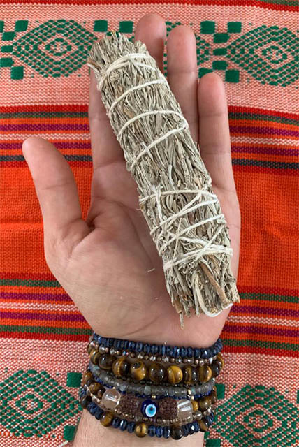 Copal & Mountain Sage Smudge!