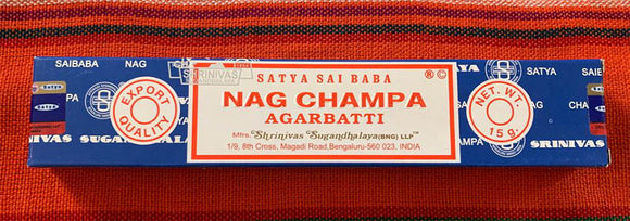 Nag Champa Sticks 15 grams