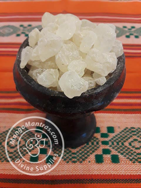 Sahumerio Maya: 100% Pure Mayan/Aztek Copal Resin for Protection, Purification and Cleansing! (Small Pieces)