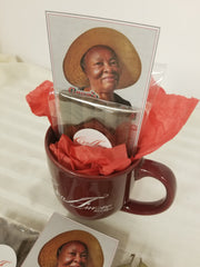 Gran's Cocoa Sticks - Gift Mugs (Set of Two)