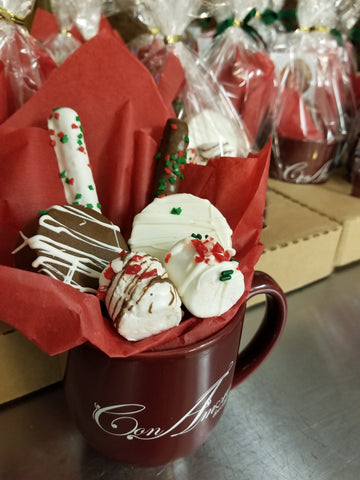 Christmas Treat Mug