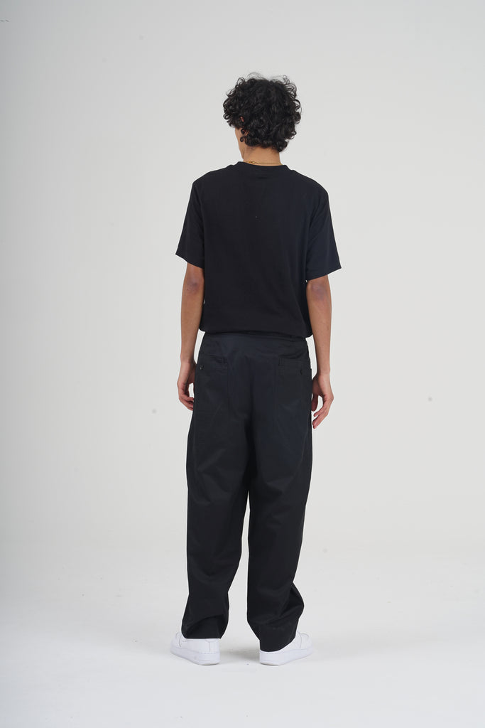 Vintage 80's Gianni Versace Black Trousers