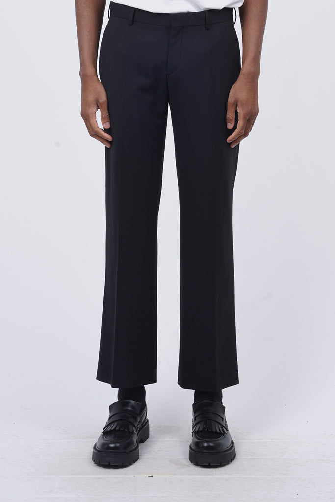 Vintage 90's Prada Smart Black Trousers