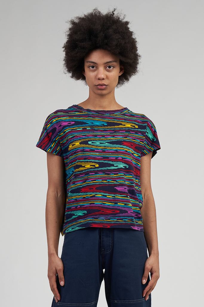 Vintage 90's Multi Coloured Missoni T-Shirt