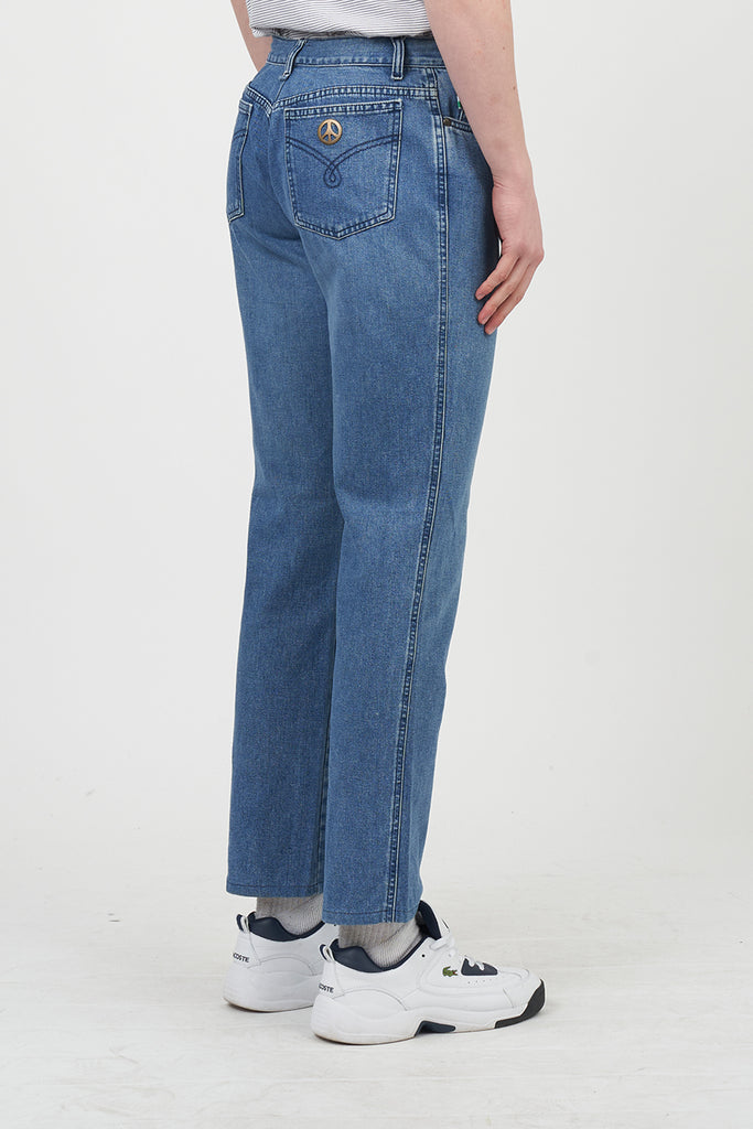 Vintage Mid Blue Moschino 90's Jeans