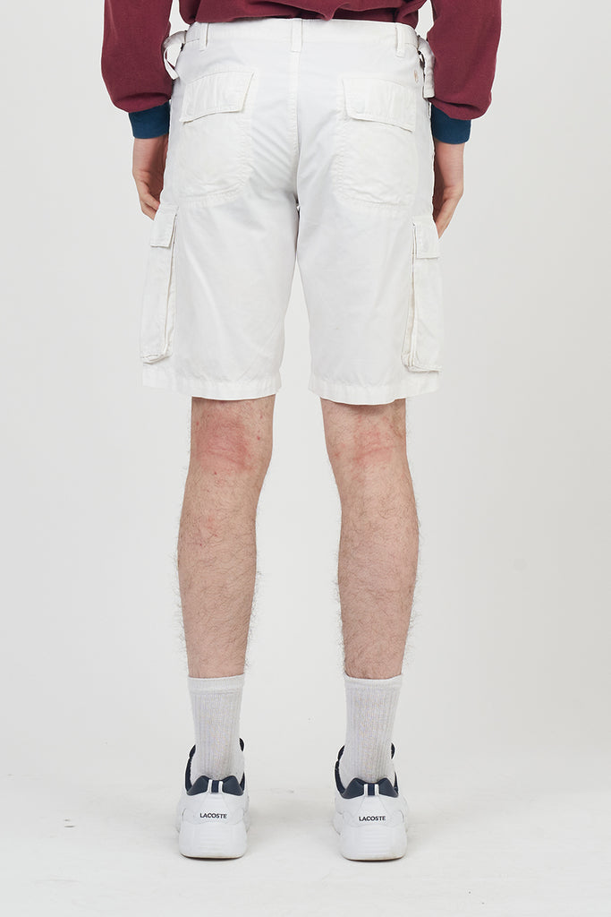 Vintage 90's White Conte of Florence Cargo Shorts