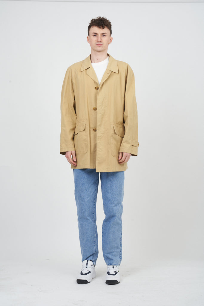 Vintage 90's Burberry Light Weight Jacket