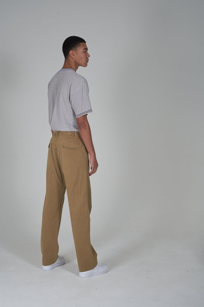 2001 CP Company beige trousers