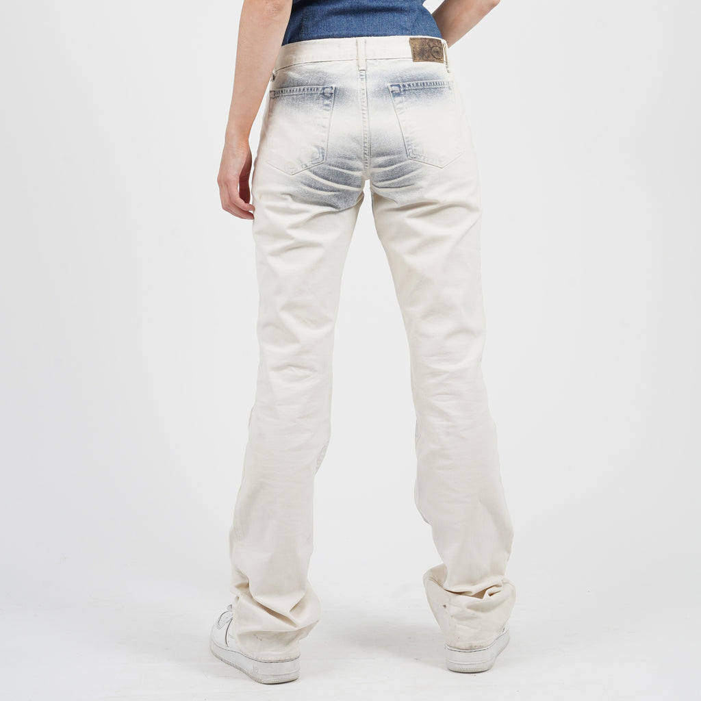 Vintage 90's Just Cavalli Two Tone Mid Rise Jeans