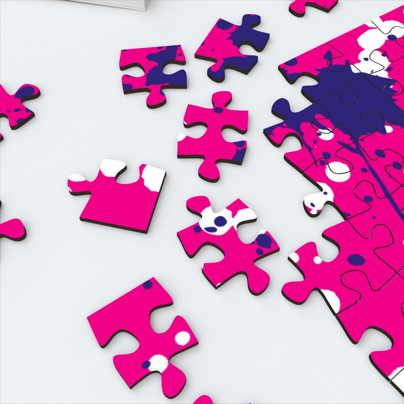 Wooden Jigsaw - UK Print on Demand