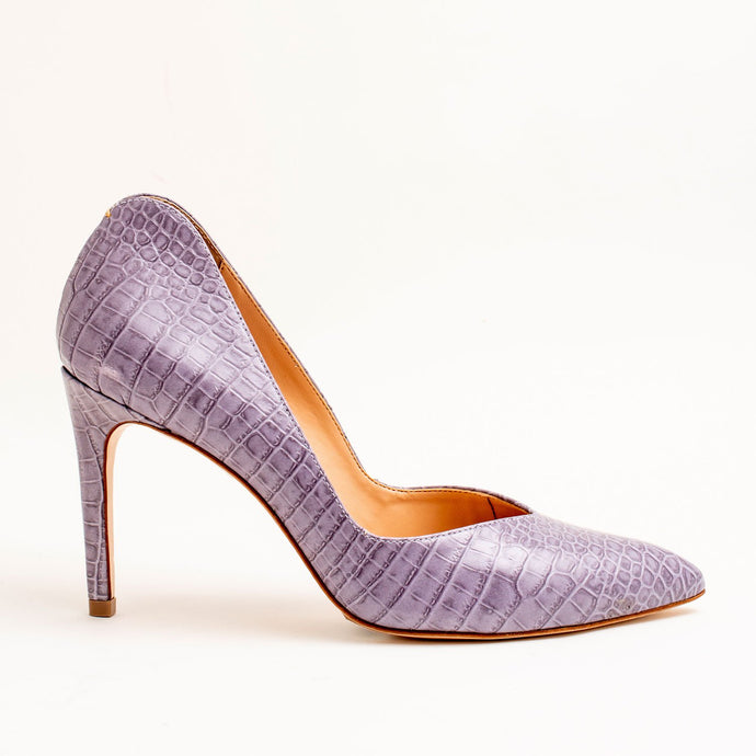 LIGHT PURPLE  ROSA LADIES HEELS