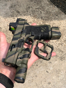 Empire Stiletto Trigger Glock 19 & Trijicon RMR