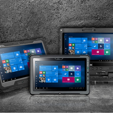 Telling all about it: Getac Rugged Computers