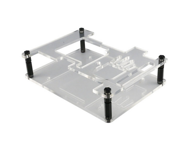 UDOO - ACRYLIC CASE FOR X86