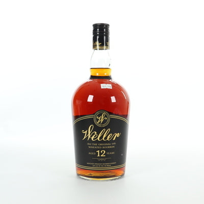 W. L. Weller Bourbon 12 Year 1.75L - BottleBuzz