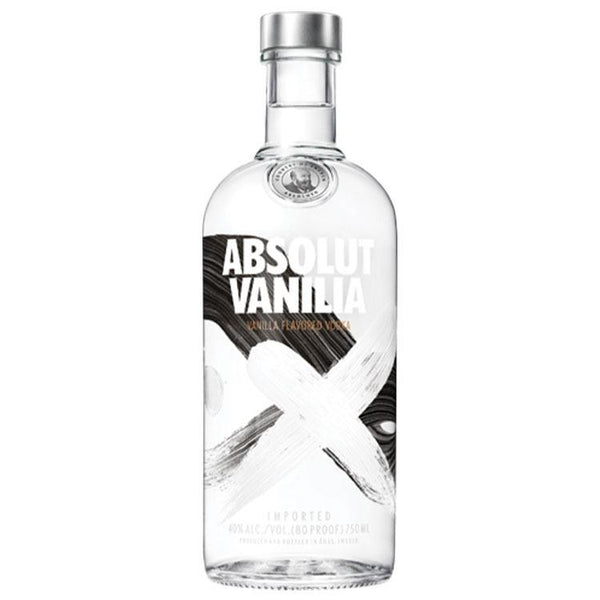 Absolut Vanilla Vodka - Bottle Buzz Liquor