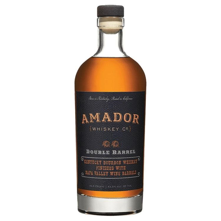 Amador Double Barrel Bourbon - Bottle Buzz Liquor