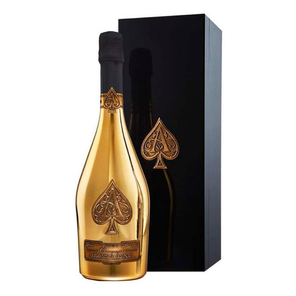 Armand De Brignac Ace of Spades Brut Gold - BottleBuzz