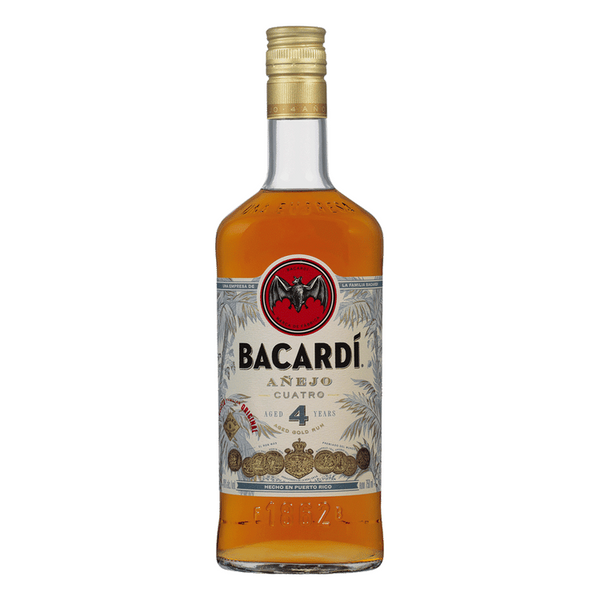 Bacardi Anejo 4 Anos - Bottle Buzz Liquor
