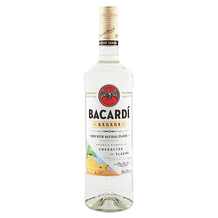 Bacardi Banana Rum - Bottle Buzz Liquor