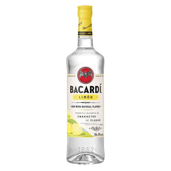 Bacardi Limon - Bottle Buzz Liquor