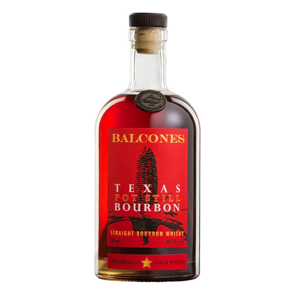 Balcones Texas Pot Still Bourbon - Bottle Buzz Liquor