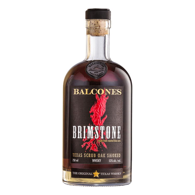 Balcones Brimstone Texas Whiskey - Bottle Buzz Liquor