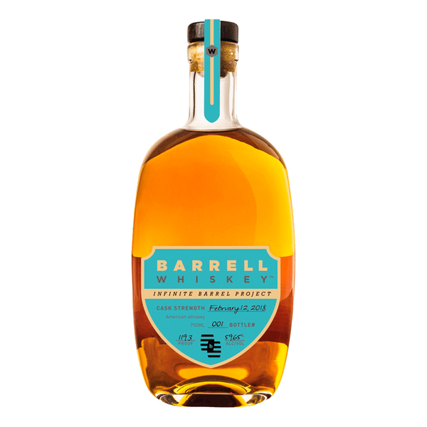 Barrell Whiskey Infinite Barrel Project - Bottle Buzz Liquor