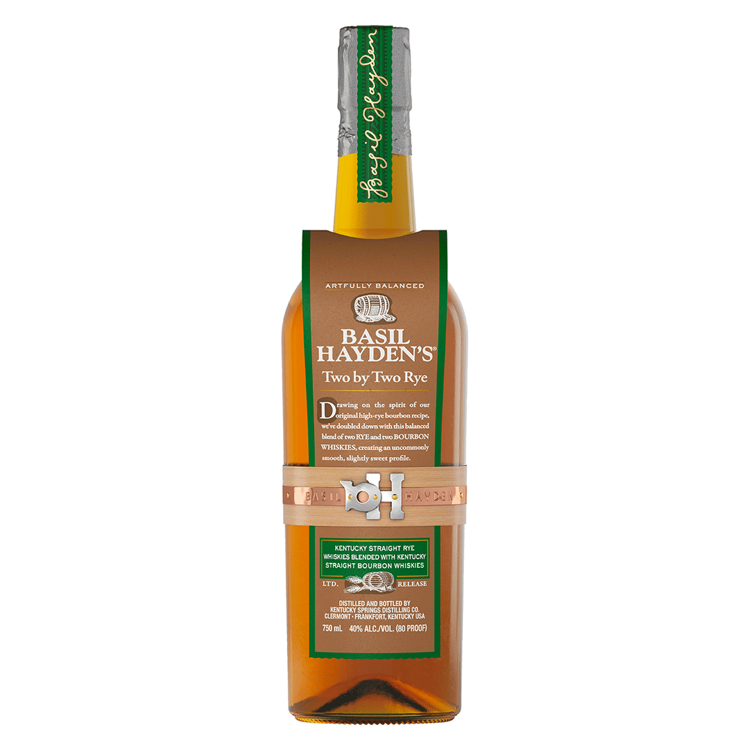 Basil Hayden Two by Two - Bottle Buzz Liquor