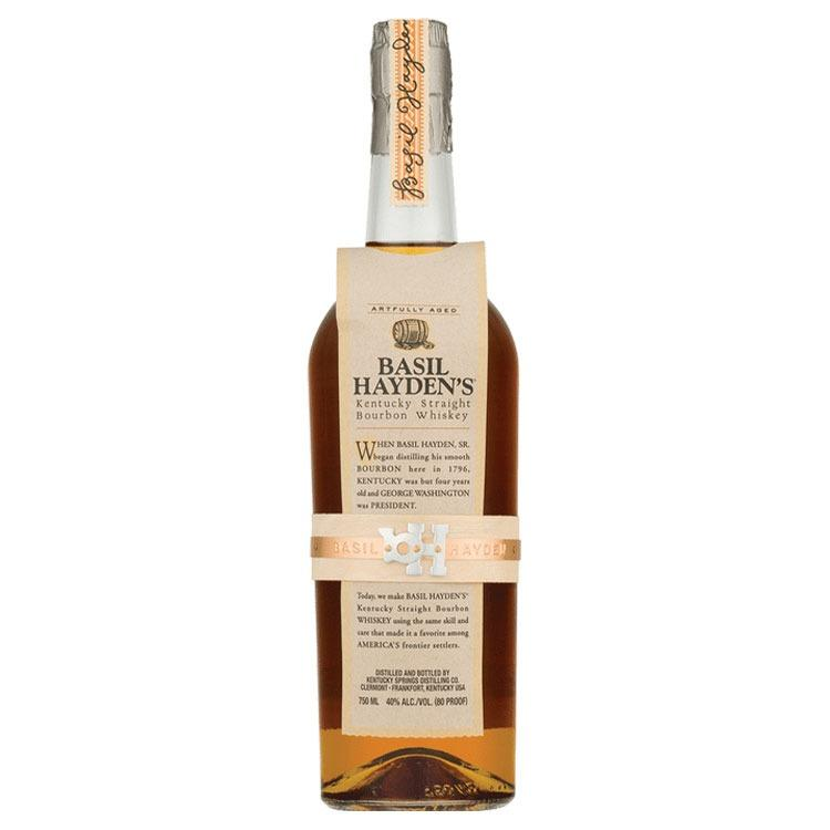 Basil Hayden's Kentucky Straight Bourbon - Bottle Buzz Liquor