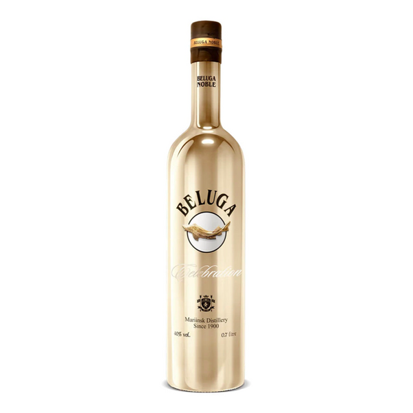Beluga Noble Celebration Vodka - Bottle Buzz Liquor