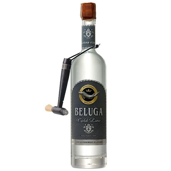 Beluga Noble Russian Gold Vodka - Bottle Buzz Liquor