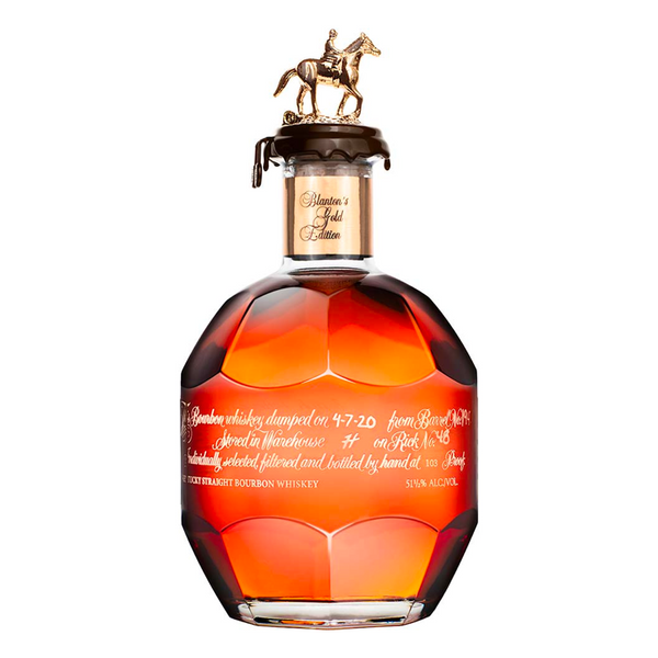 Blanton's Gold Label - Foreign Edition - Bottle Buzz Liquor