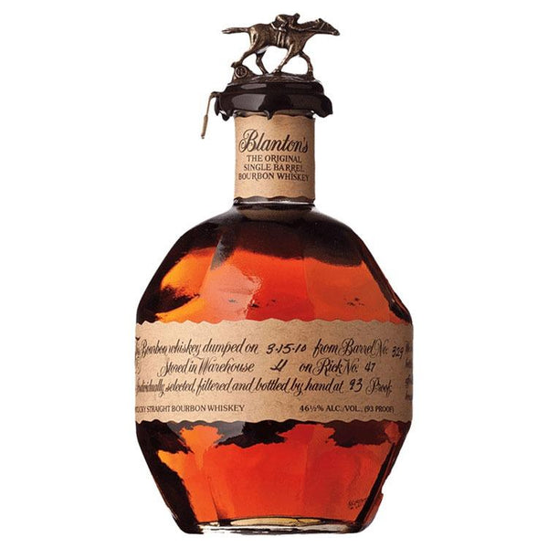 Blanton's Original Single Barrel Bourbon Whiskey - Bottle Buzz Liquor