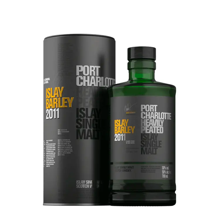 Bruichladdich Port Charlotte Islay Barley - Bottle Buzz Liquor